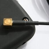 Antena GPS conectada